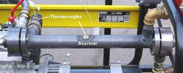 Geet реактор для автомобиля